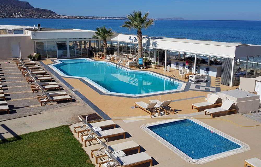 Early bird luxe Kreta €299,- | 8 dagen in 4* appartement (8,1/10)