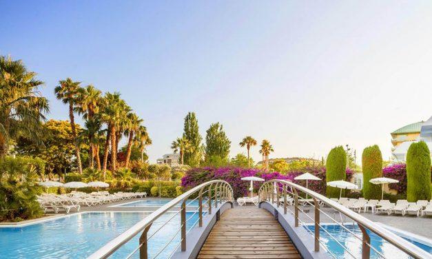 5* Aqua Hotel Onabrava | 8 dagen Costa Brava mét halfpension €389,-