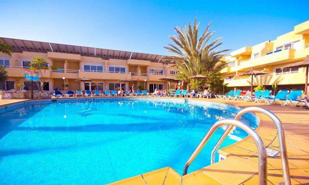 4-sterren all inclusive nu €479,- p.p.   8 dagen zonnig Fuerteventura