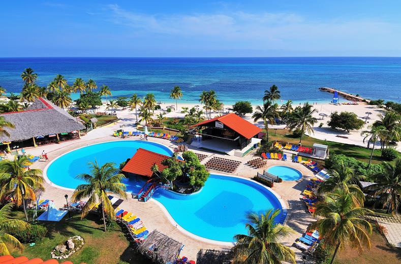 4* vakantie op Cuba   luxe all inclusive voor €649,- per persoon
