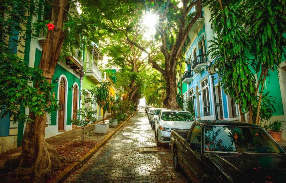 De nummer 1 bestemming van 2019 | retourtje tropisch Puerto Rico