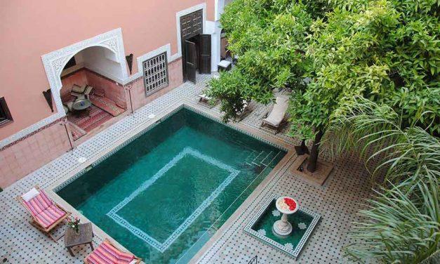 Romantisch overnachten @ Marokko | 8 dagen + ontbijt €244,-