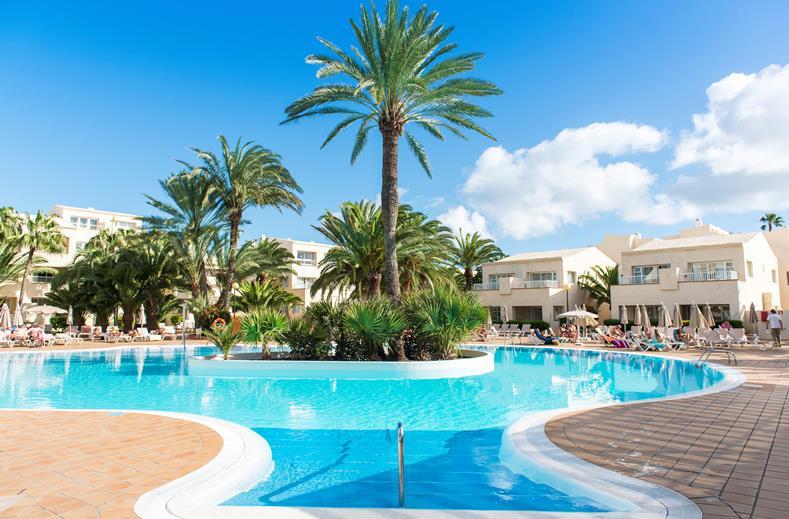 Last minute Fuerteventura | All inclusive @ RIU Oliva nu €499,- p.p.