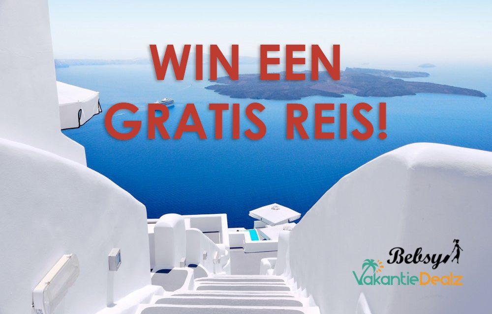 Win een gratis Bebsy.nl reis t.w.v. €350,- | Kies zelf de bestemming!
