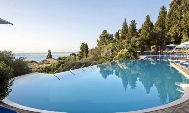 WOW! Dit 4* hotel is een sprookje   All inclusive Corfu €490,- p.p.