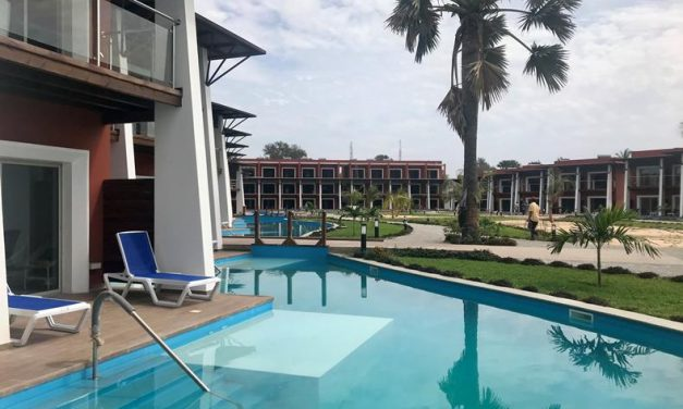 Kras dagdeal: 5* Gambia €649,- | incl. swim-up kamers & ontbijt… YES!