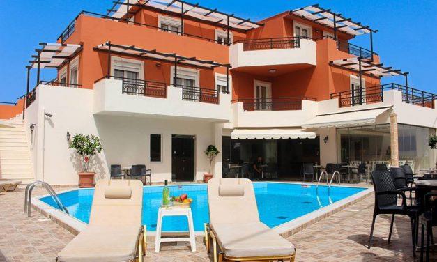 Vier vakantie op het zonnige Kreta   8 dagen in april €249,- p.p.