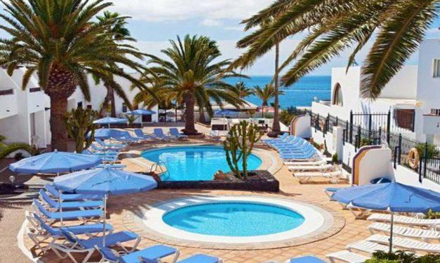 YES! 8-daagse vakantie @ Lanzarote | voor maar €313,- per persoon