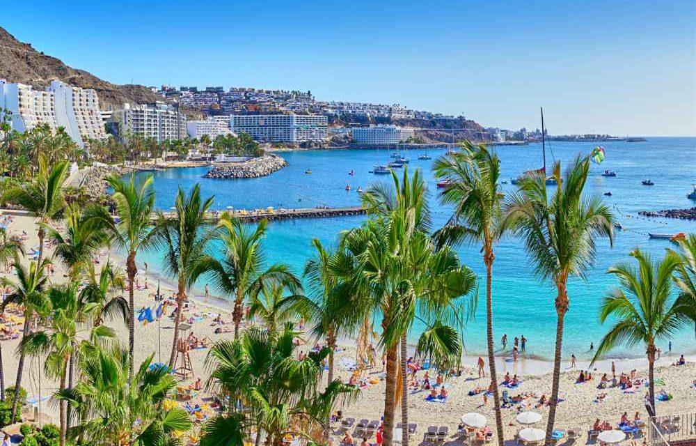 Weekje genieten op Gran Canaria nu €326,- | Verblijf vlak bij 't strand