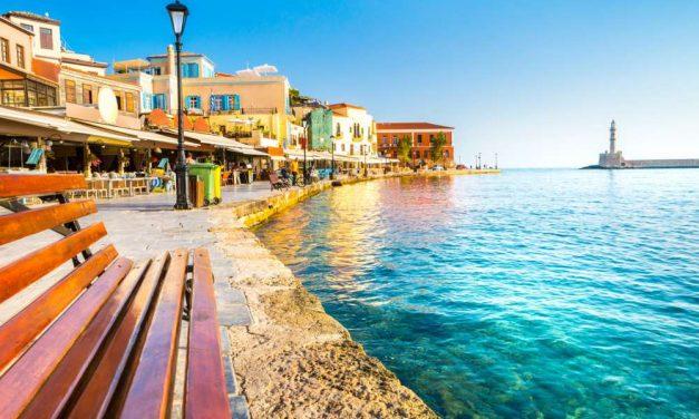Kreta is altijd fijn   8 dagen zon voor maar €279,- per persoon
