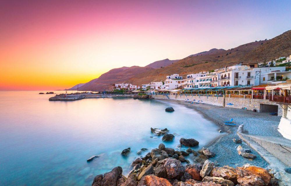 Next stop: Kreta | 8 dagen 4* verblijf voor maar €299,- per persoon