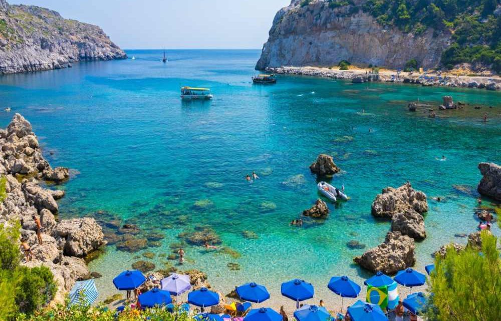 All inclusive deal Rhodos | 8-daagse vakantie nu €337,- per persoon