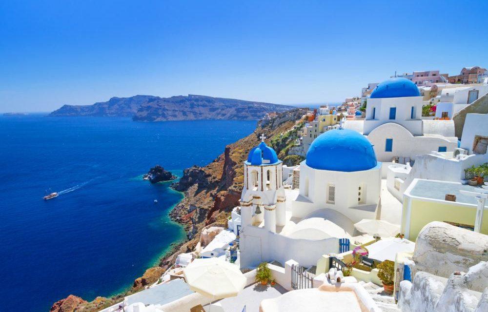 10-daagse deal Santorini | vlucht + hotel (8,3/10) voor maar €472,- p.p.