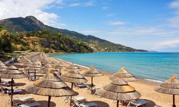 BIZAR! 8 dagen Zakynthos mét ontbijt €159,- | Hotel aan 't strand