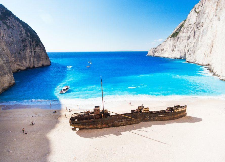 8-daagse reis naar Zakynthos | vertrek mei 2019 €215,- p.p.
