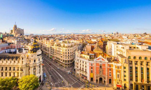 Complete stedentrip naar Madrid | mei 2019 incl. vlucht€159,- p.p.