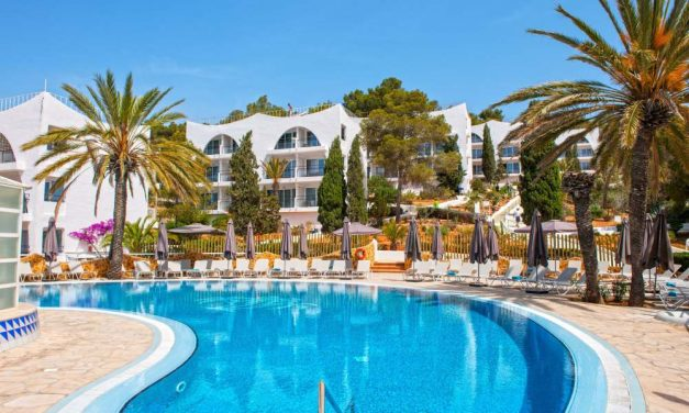 4* Marble Stella Maris Ibiza | All Inclusive deal €374,- per persoon