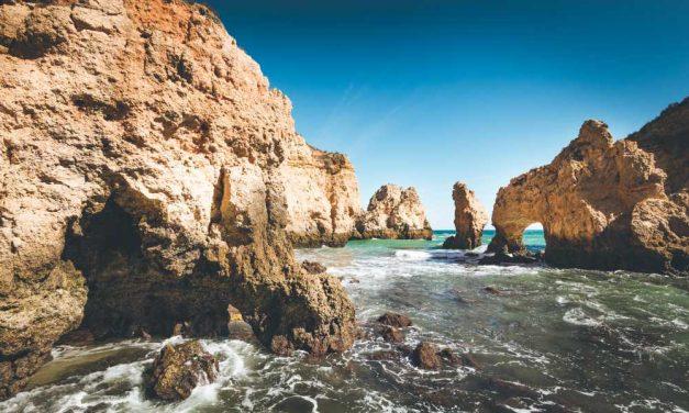 7-daagse nazomer in de Algarve €303,- p.p.   Vertrek oktober 2019