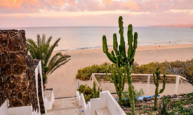 Last minute all inclusive @ Fuerteventura voor €289,- | Mei 2019