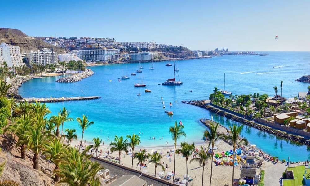 Genieten op Gran Canaria | 8-Daagse zomervakantie mét ontbijt €452,-