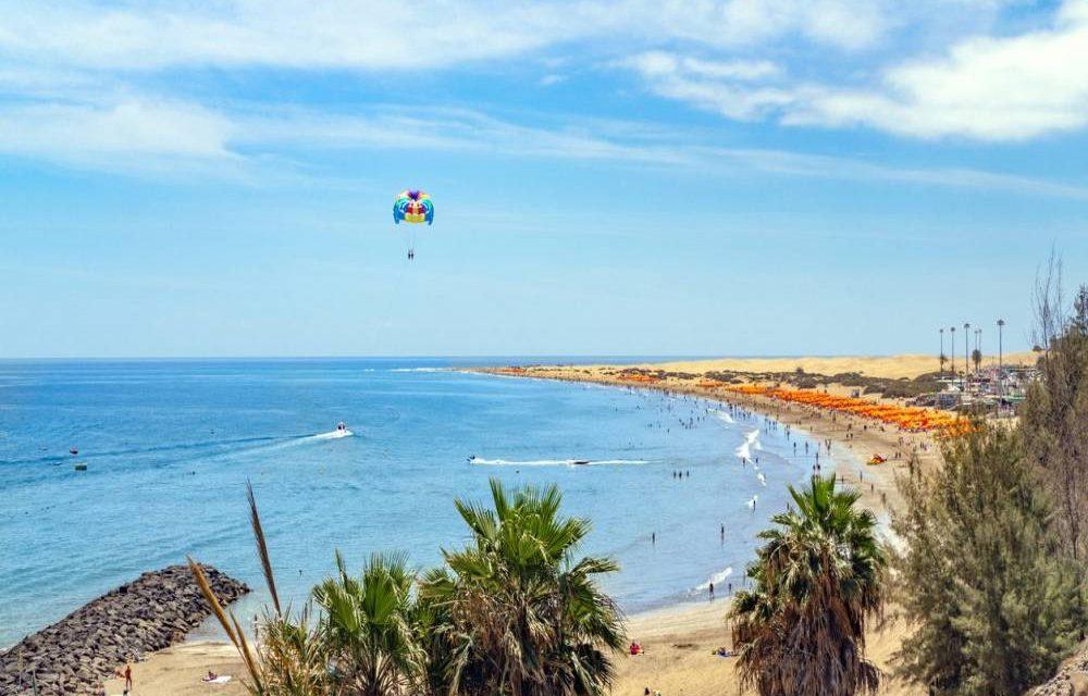 Zon, zee en strand @ Gran Canaria | 8 dagen september 2019 €263,- p.p.