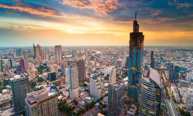 Last minute Bangkok | Emirates vluchten + 30 kg ruimbagage €601,-