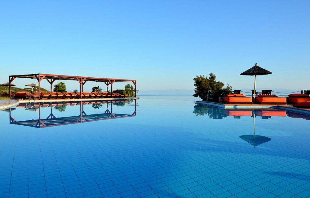 Luxe Chalkidiki deal | 5***** hotel met infinity pool & halfpension €389,-