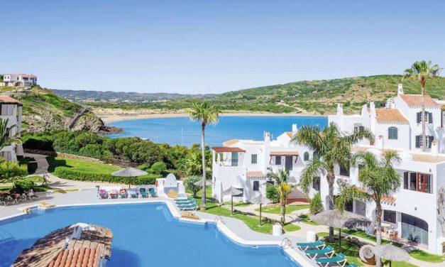 Zonvakantie naar 't idyllische Menorca | 8 dagen in mei €264,- p.p.