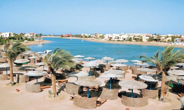 Luxe 4* vakantie @ Egypte | last minute all inclusive voor €399,-