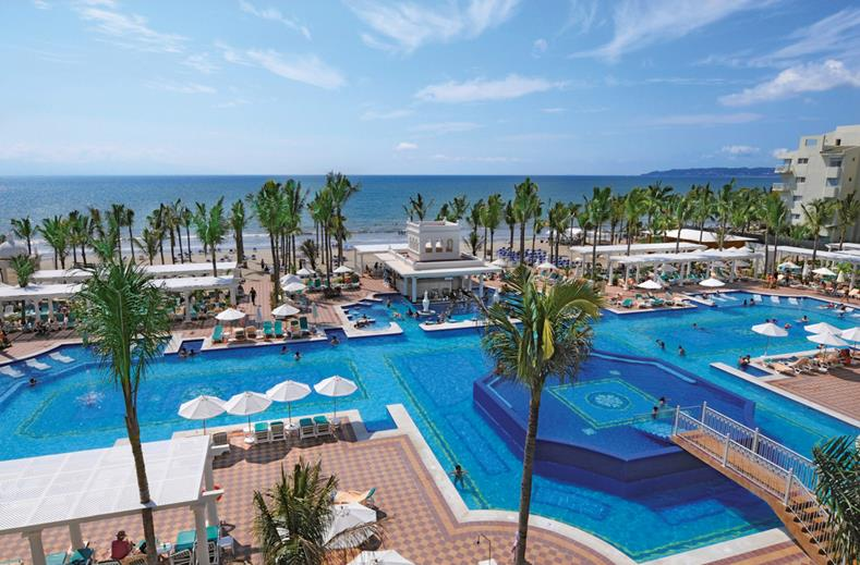 5* RIU all inclusive vakantie @ Mexico | 10 dagen in april €899,- p.p.