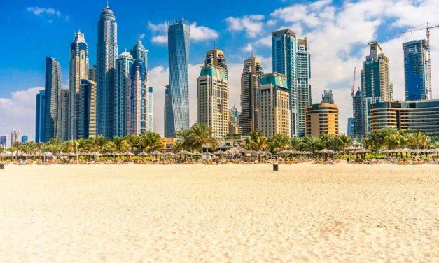 Luxe 5* getaway naar Dubai | incl. dagelijks ontbijt voor €475,- p.p.