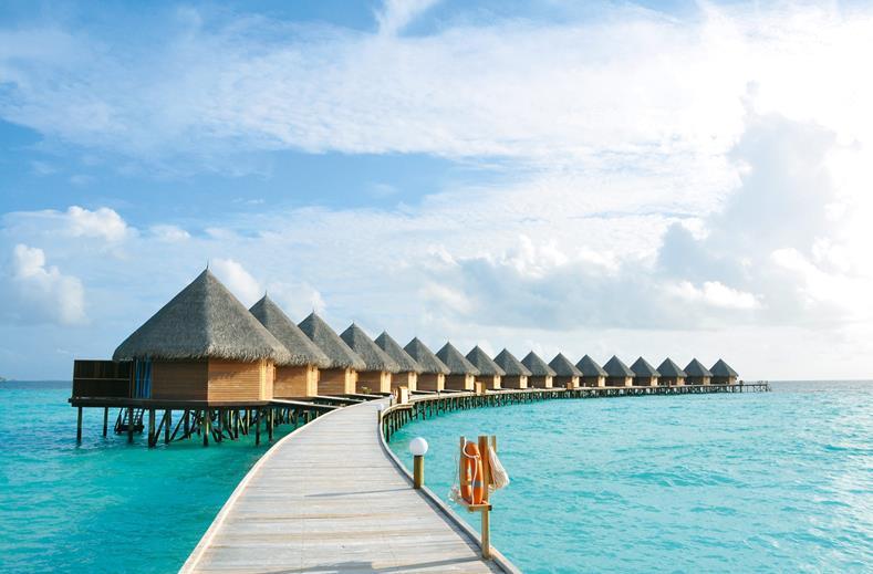 Wauw! 4* Malediven deal | incl. Emiraten vluchten & ontbijt + diner