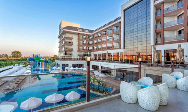 5* super-de-luxe Turkije | All Inclusive mei 2019 €384,- p.p.