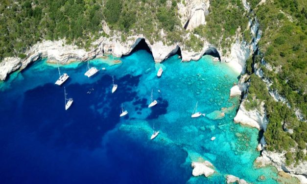 Goedkoop vakantie vieren op Corfu   8 dagen in juli voor €309,-