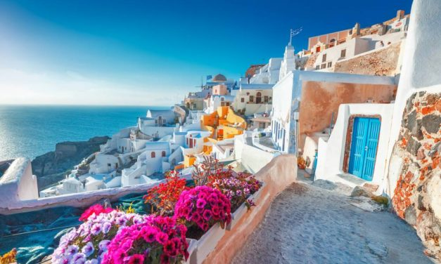 Droomvakantie Santorini | Nu 8 dagen in mei voor maar €379,- p.p.