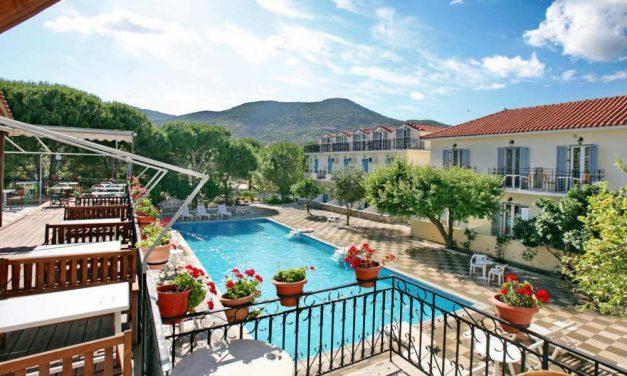 Wow: 15-daagse vakantie Lesbos   incl. dagelijks ontbijt voor €224,-