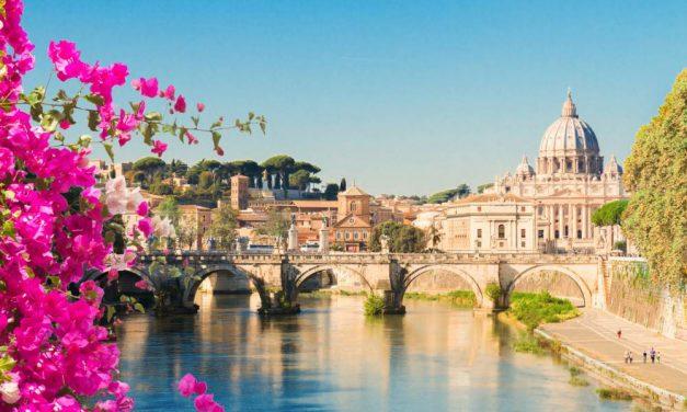 4-sterren citytrip @ Rome   4 dagen IN de zomervakantie €155,- p.p.
