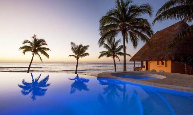 Paradise: 4* Mahékal Beach Resort Mexico (9,3/10) | luxe last minute