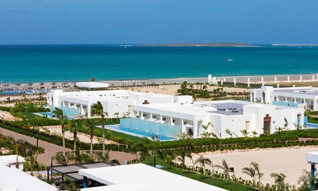 Super-de-luxe 5* RIU Kaapverdië | all inclusive voor €799,- p.p.
