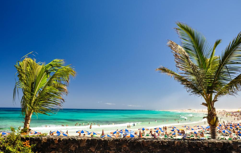Nazomeren @ Fuerteventura | 8-daagse zonvakantie €335,-