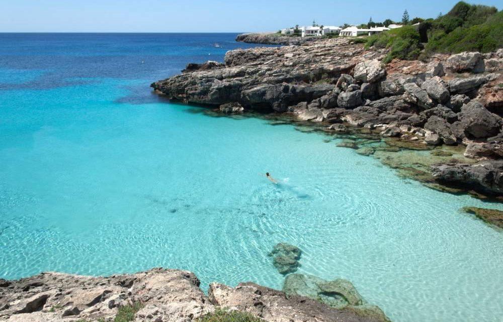 Zonvakantie Menorca   8 dagen incl. ontbijt €295,- per persoon