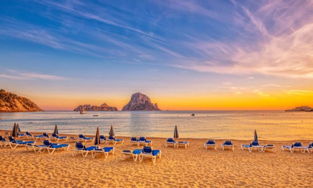 Complete vakantie Ibiza = €141,- per persoon | 8 dagen in mei