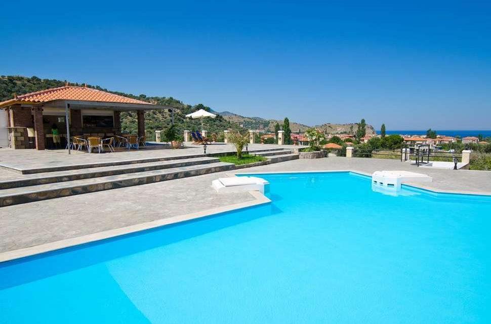4**** zonvakantie naar het Griekse Lesbos | 8 dagen €210,- p.p.