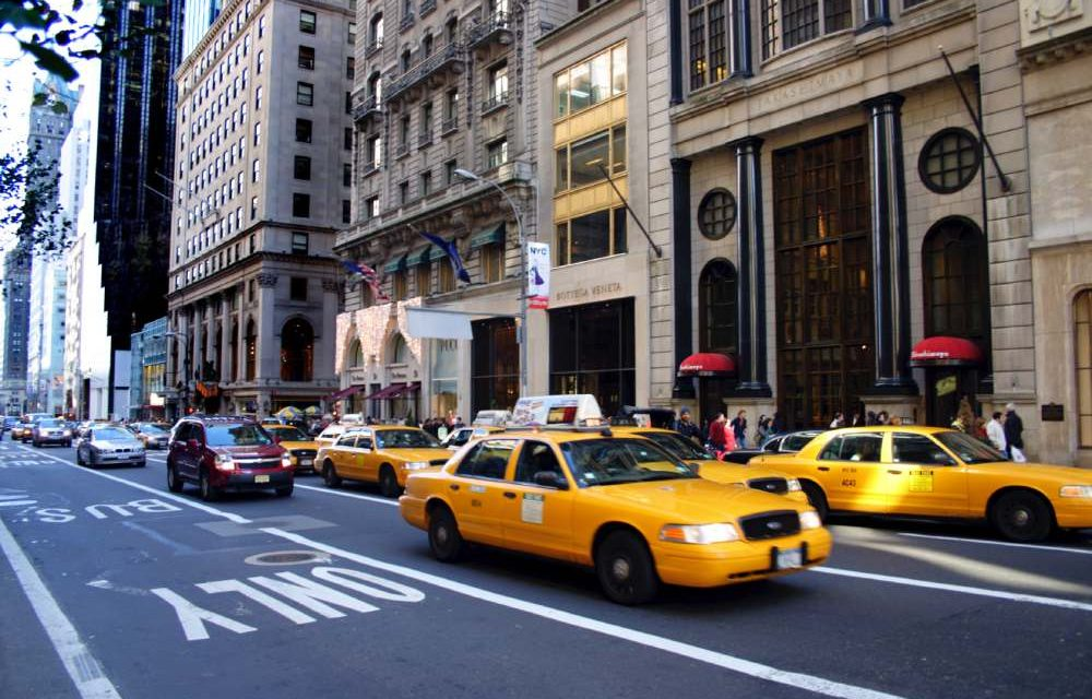 6-daagse stedentrip New York | incl. vlucht + hotel €593,- per persoon