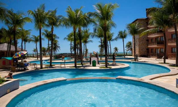 9 dagen Brazilië €489,-   KLM vluchten + 4* verblijf aan 't strand