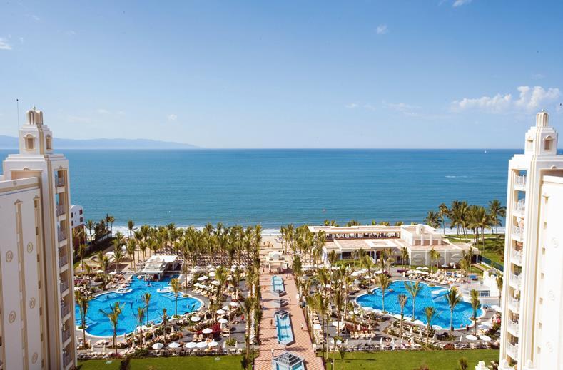 5***** RIU Vallarta @ Mexico | luxe all inclusive voor €793,-