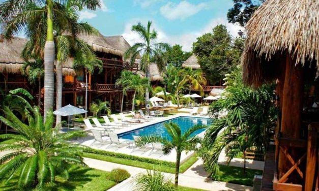 9-daagse 4**** vakantie naar Mexico   incl. ontbijt €799,- per persoon