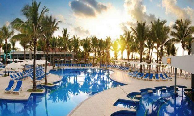Super-de-luxe 5***** RIU Mexico   9 dagen all inclusive €799,-