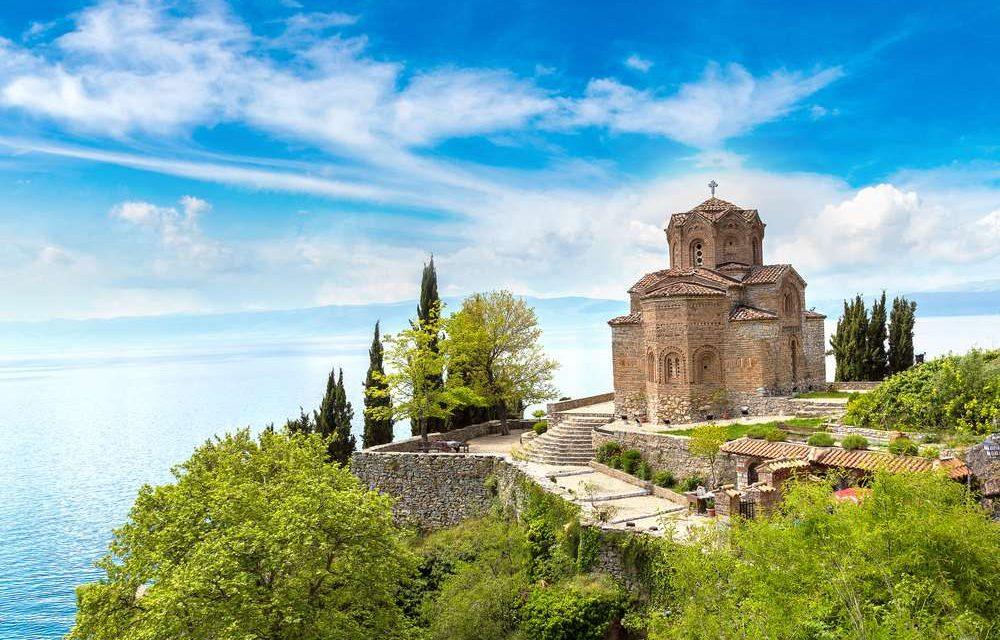 Ontdek 't prachtige Macedonie | 8 dagen incl. ontbijt voor €175,- p.p.