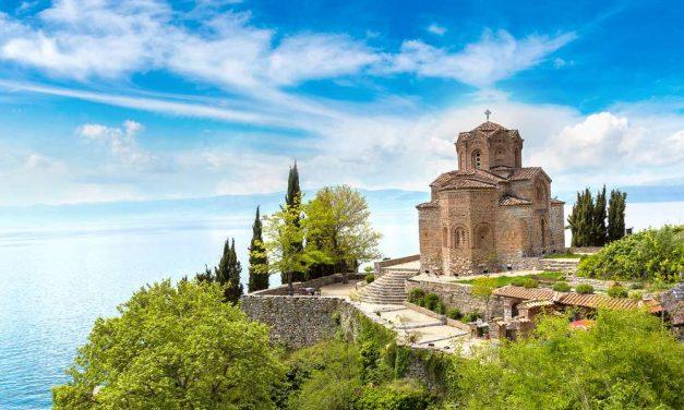 Ontdek 't prachtige Macedonie   8 dagen incl. ontbijt voor €175,- p.p.